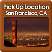 Pick Up Location - San Francisco
